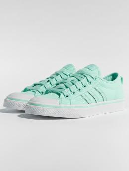 adidas originals Snejkry Nizza W zelený
