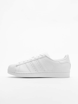 adidas originals Tøysko Superstar Founda hvit