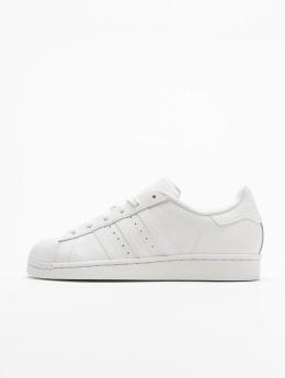 adidas originals Tøysko Superstar Founda hvit