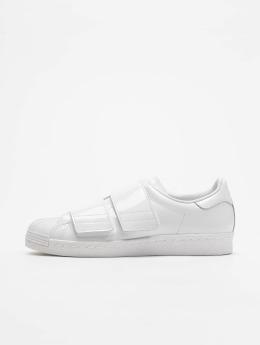 adidas originals Tøysko Superstar 80s Cf W hvit