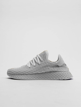 adidas originals Tennarit Deerupt W harmaa