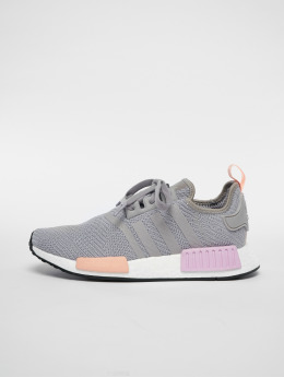 adidas originals Tennarit Nmd_r1 W harmaa