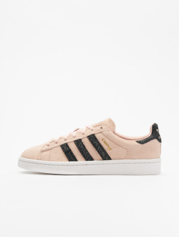 adidas originals Tennarit Campus W vaaleanpunainen