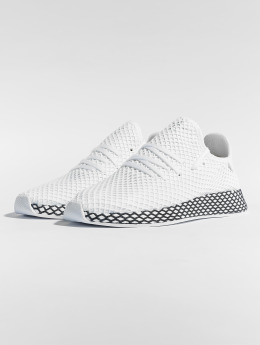 adidas originals Tennarit Deerupt Runner valkoinen