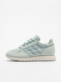 adidas originals Tennarit Forest Grove W vihreä