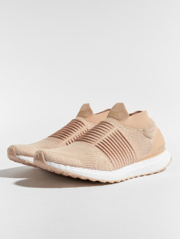 adidas Performance sneaker Ultra Boost Laceless beige