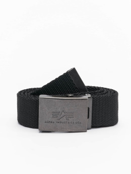 Alpha Industries Belt Heavy Duty black