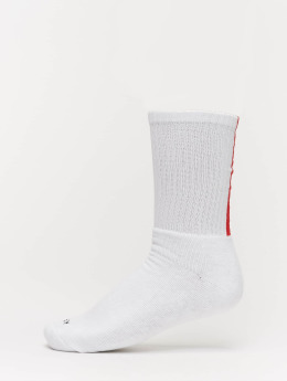 Alpha Industries Calcetines RBF blanco