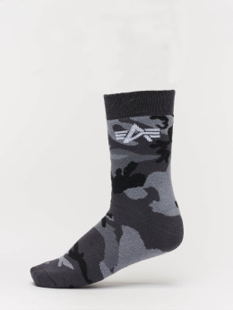 Alpha Industries Calcetines Camo camuflaje