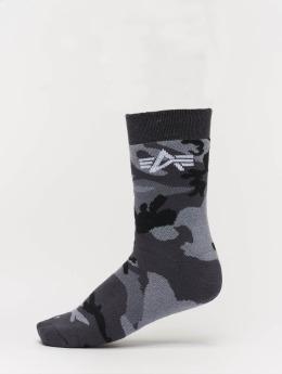 Alpha Industries Sokken Camo camouflage