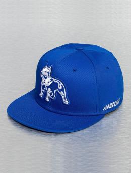 Amstaff Snapback Caps Timus blå