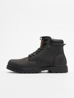 British Knights Boots Secco zwart