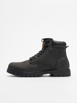 British Knights Chaussures montantes Secco  noir