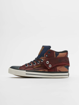 British Knights Sneakers Roco mangefarvet