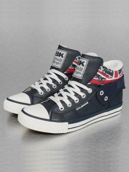 British Knights Sneakers Roco PU Textile modrá