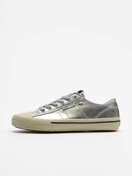 British Knights Sneakers Chase  srebrny