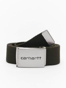 Carhartt WIP Gürtel Clip Belt grün