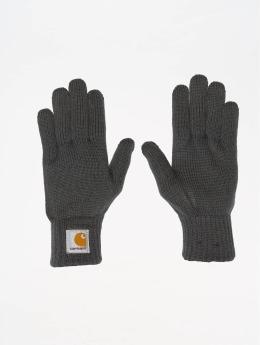 Carhartt WIP Rękawiczki Watch szary