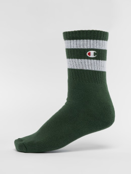 Champion Носки Ankle Tube Sport зеленый
