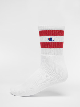 Champion Calcetines Ankle Tube Sport blanco