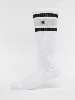 Champion Ponožky Logo bílý
