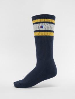 Champion Ponožky Logo modrá
