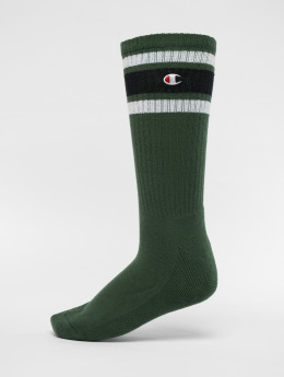 Champion Socken Logo grün