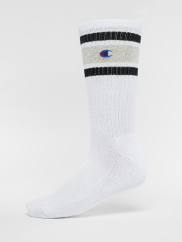 Champion Socks Logo white