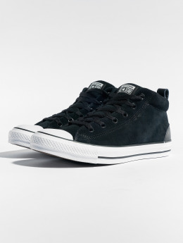 Converse Baskets Chuck Taylor All Star Mid noir