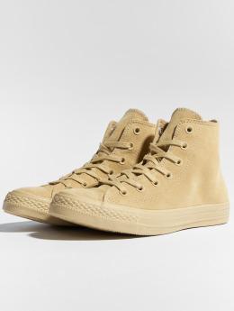 Converse Sneaker Chuck Taylor All Star Mono Suede Hi beige