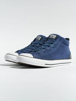 Converse sneaker Chuck Taylor All Star Street Mid blauw
