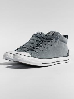 Converse Sneaker Chuck Taylor All Star Street Mid grau