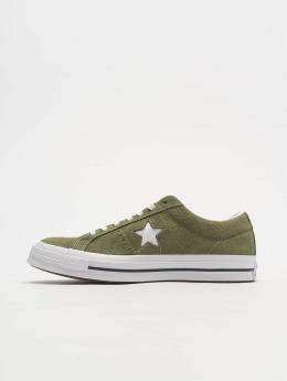 5baccb05c31 Converse schoen / sneaker Chuck Taylor All Star Leather Hi in wit 502772