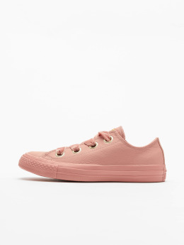 Converse Sneaker Chuck Taylor All Star Big Eyelets Ox pink