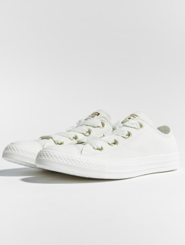 Converse Sneaker Chuck Taylor All Star Big Eyelets Ox weiß