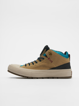 Converse Sneakers Chuck Taylor All Star Biit Hi kaki