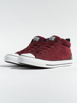 Converse Sneakers Chuck Taylor All Star Street Mid rød