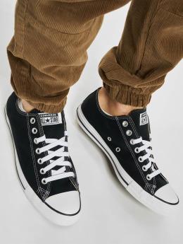 Converse / Sneakers All Star Ox Canvas Chucks i svart
