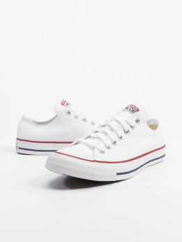 Converse / Sneakers All Star Ox Canvas i vit
