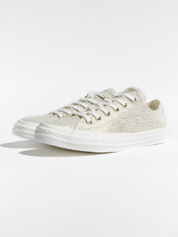 Converse Chuck Taylor All Star Ox Sneakers Egret/Metallic Egret/Egret