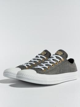Converse CTAS Ox Sneakers Almost Black/Almost Black