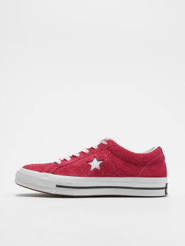 Converse Tennarit  vaaleanpunainen