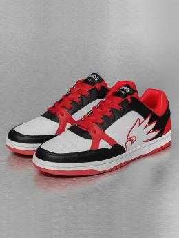 Dangerous DNGRS Sneaker Logo rosso