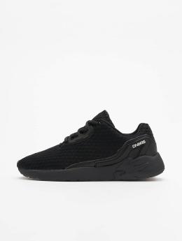 Dangerous DNGRS Sneaker Purity schwarz