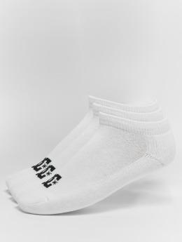 DC Calzino 3-Pack Spp Ankle bianco