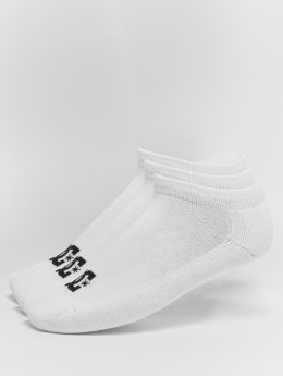 DC Chaussettes 3-Pack Spp Ankle blanc