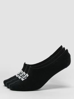 DC Chaussettes 3-Pack Spp Liner noir