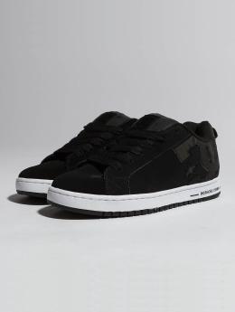 f66b2afad8b DC schoen / sneaker Court Graffik Se in zwart 470257
