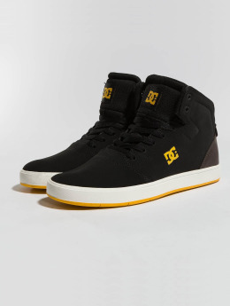 DC Sneakers Crisis High èierna
