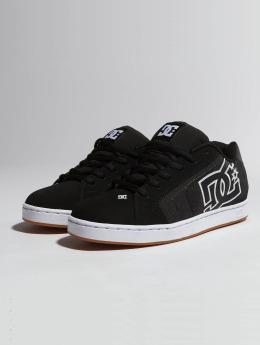DC Sneakers Net Se èierna
